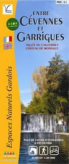 ENTRE CEVENNES ET GARRIGUES, VALLEE DE L'AUZONNET - CHÂTEAU DE MONTALET