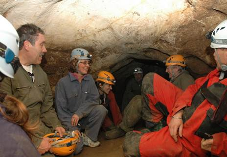 Spéléo Aventura Grotte