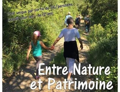 Rando Nature et Patrimoine à Sainte-Croix-de-Caderle