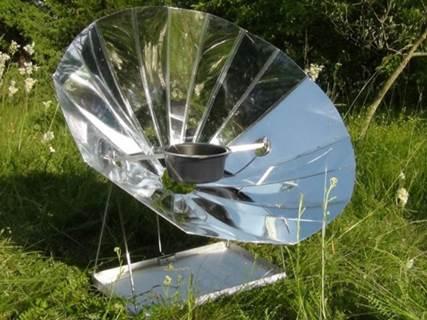 Atelier : Le solaire dans nos assiettes
