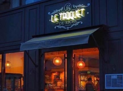 Restaurant Le Troquet du Riche