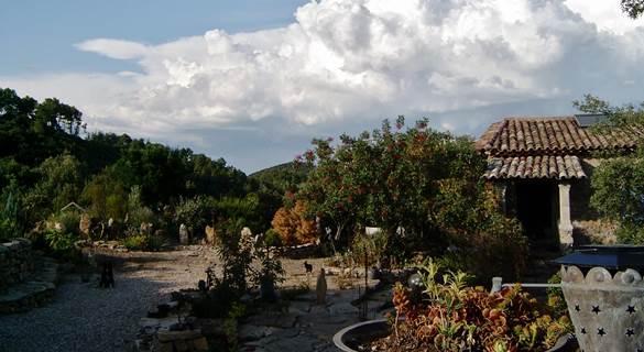 Le Jardin du Mas de la Frigoule