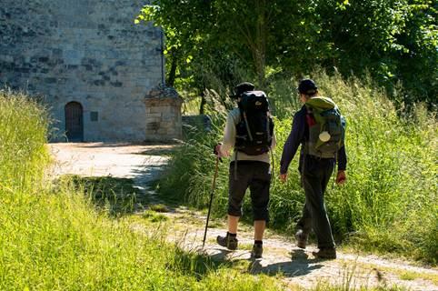 Grande Randonnée de Pays - Quercy-Pays de Serres