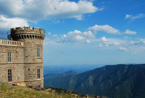 Observatoire météorologique du Mont Aigoual