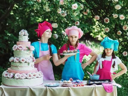 Atelier culinaire pour les enfants - Les recettes secrètes de Pascaline