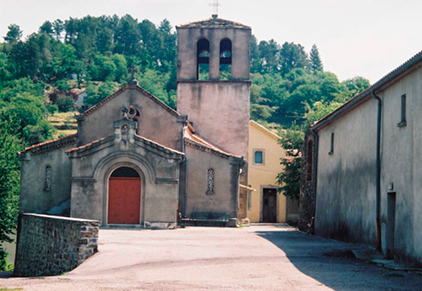 Sainte Cécile d'Andorge