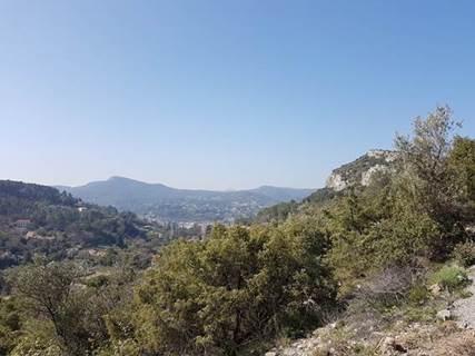 Sentier du plateau de Peyremale