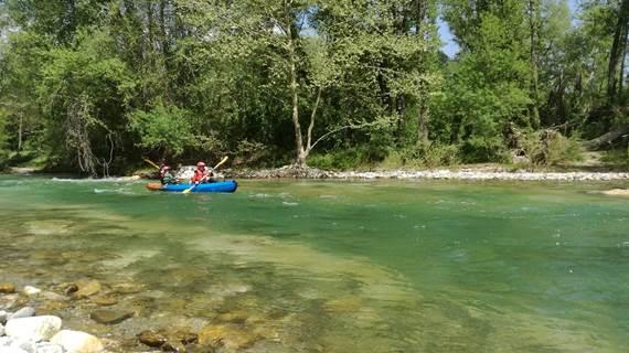 Kayak Hérault