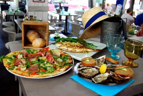 Restaurant Le Cabanon