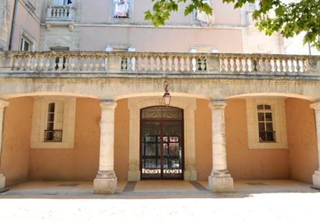 Château de Cruviers Lascours