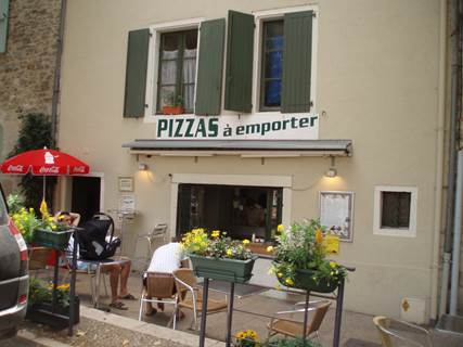 Quercy Pizza