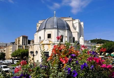 Visite à la cathédrale St Jean Baptiste