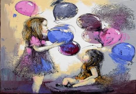 Nathalie Montel - Peinture