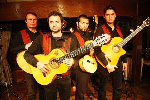 Gitano Family en concert