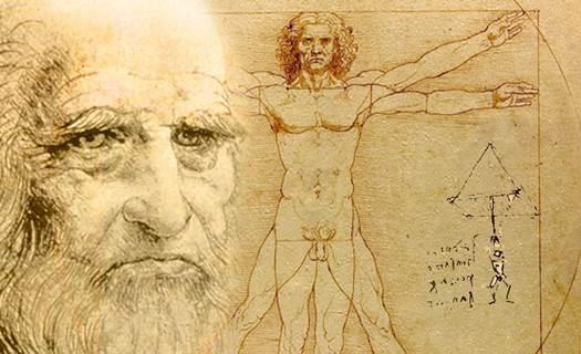 """Exposition """"Léonard de Vinci, génie universel""""."""