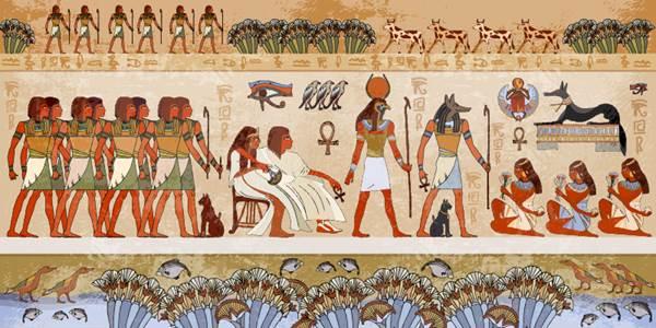 Conférence Néfertiti & Akhenaton, couple solaire