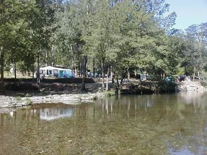 Camping Le Luech