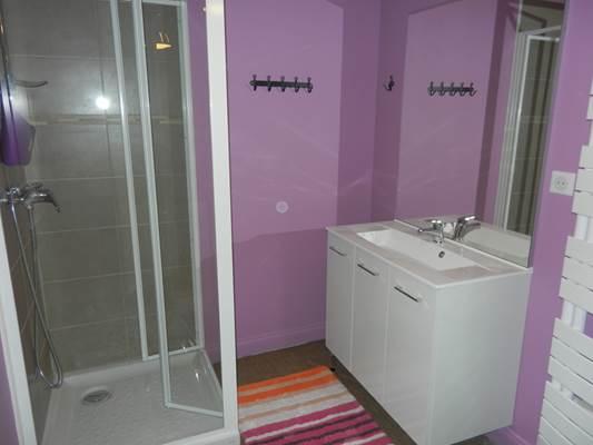 Deuxième salle d'eau