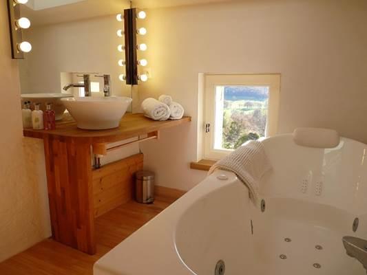le Pastourel- salle de bains