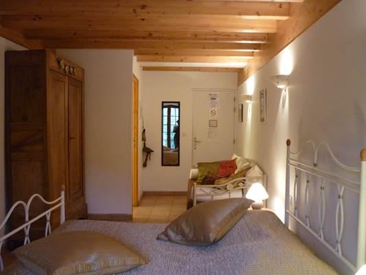 La Cantalienne avec lit d'appoint
