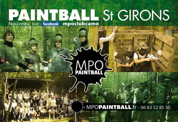 MPO PAINTBALL