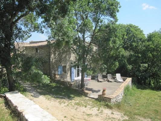 """Gîte """"Le Grand Pré"""" – LUSSAN – location Gard"""