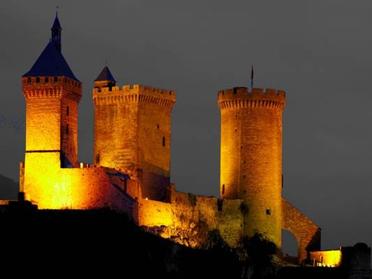 chateau Foix