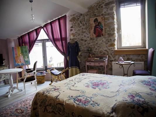 CH La Mirandole - chambre