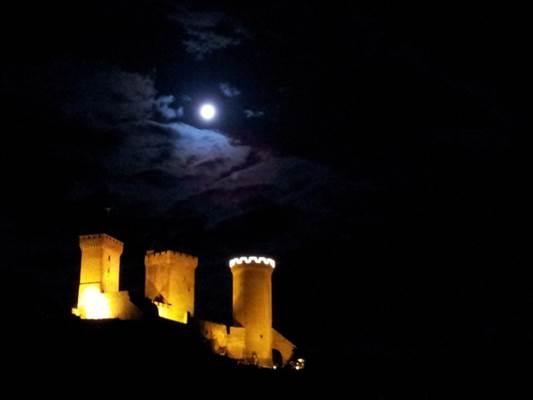 chateau fêtes de Foix