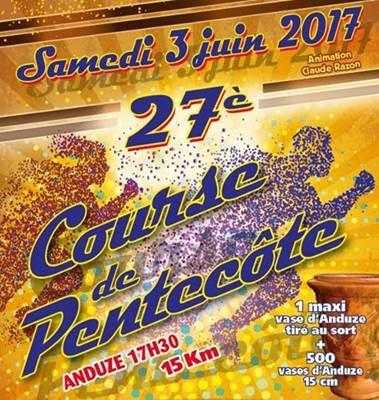 27 ème Course De Pentecôte ANDUZE