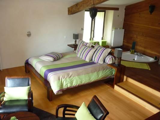 Chambres d'hôtes à Esplas de Sérou