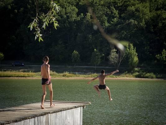 Lac du carla