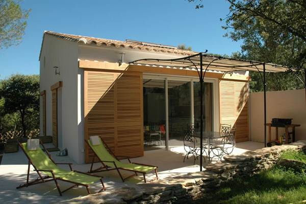 "Gîte ""Garrigue"" – SOUVIGNARGUES – location Gard"