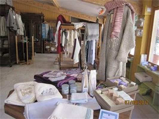 boutique e atelier de tissage le pelerin