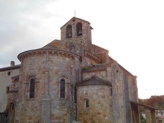 église St jean de verges