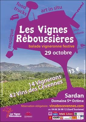 Vignes réboussières 2017