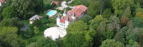 château de Beauregard vue extérieure