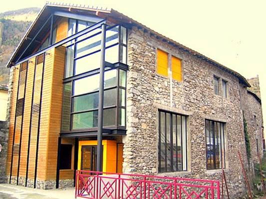 Maison des patrimoines