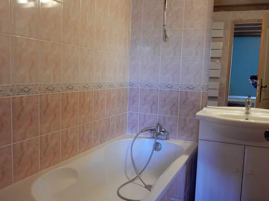 salle de bain maison 4 personnes Foix