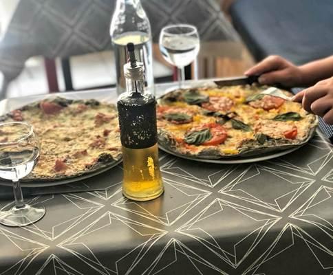 BLACK PIZZ' à Foix