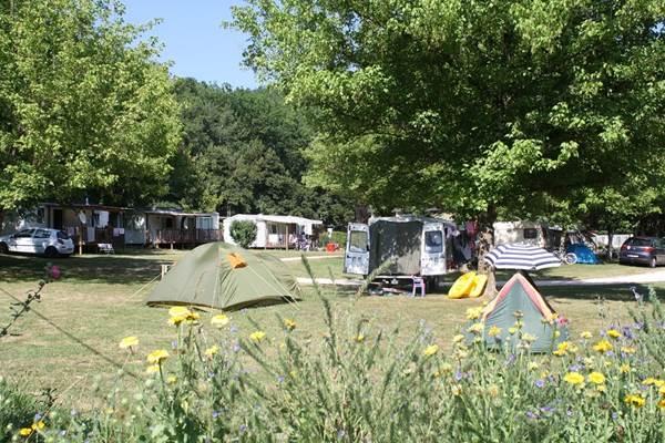 Camping Petit Pyrénéen