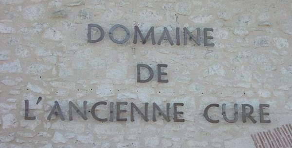 DOMAINE DE L'ANCIENNE CURE