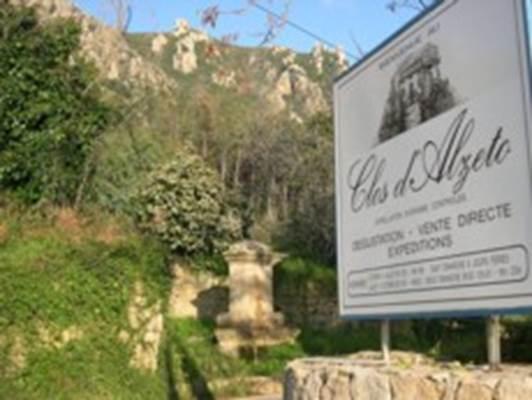 CLOS D'ALZETO, PASCAL ALBERTINI