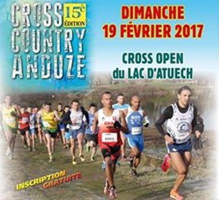 15ème Edition Cross Country Anduze