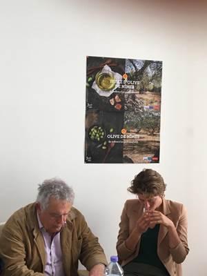 L'initiation à la dégustation de l'huile d'olive