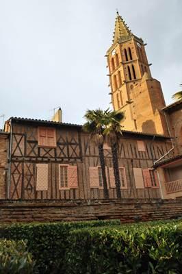 Eglise de Lézat sur Lèze