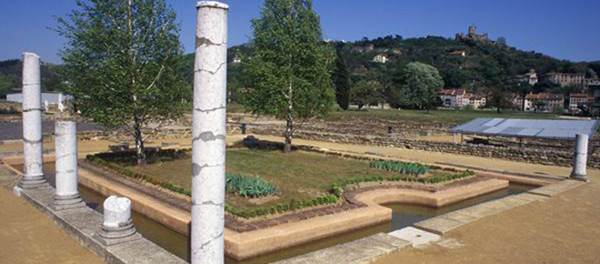 SITE GALLO-ROMAIN DE SAINT-ROMAIN-EN-GAL