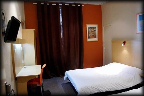 Hôtel TERMINUS AUDRANS Chambre