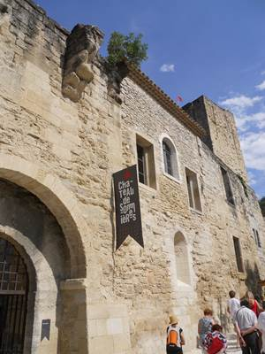 Chateau de Sommieres
