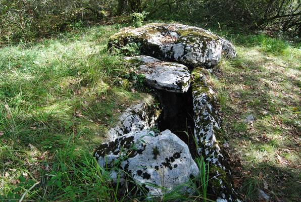 Dolmen de Coudère - GABRE